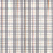 Suzanne Kasler McNeal Plaid Fabric by the Yard