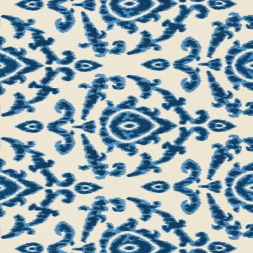 Amal Blue Sunbrella® Performance Fabric by the Yard