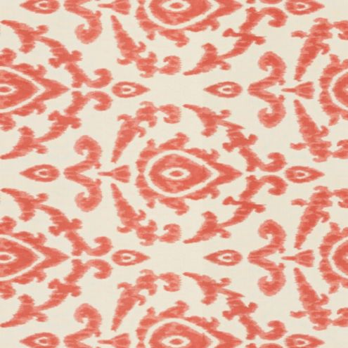 Amal Coral Sunbrella® Fabric by the Yard