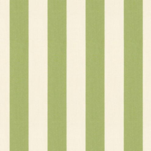 Canopy Stripe Kiwi & Sand Sunbrella® Fabric by