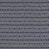 Lattice Navy Sunbrella® Fabric by the Yard