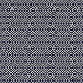 Lattice Navy Sunbrella® Fabric by the Yard