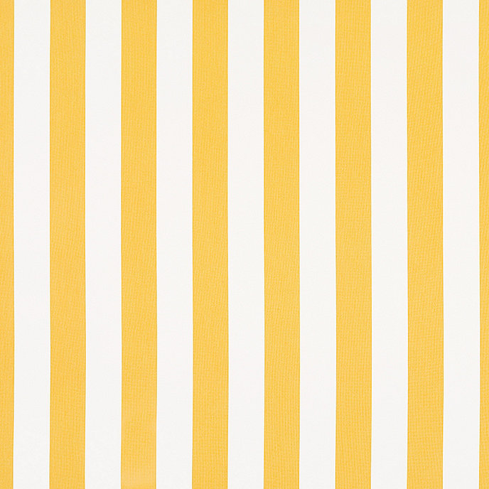 Canopy Stripe Lemon Sunbrella Outdoor