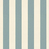 Canopy Stripe Spa/Sand Sunbrella® Fabric by the Yard