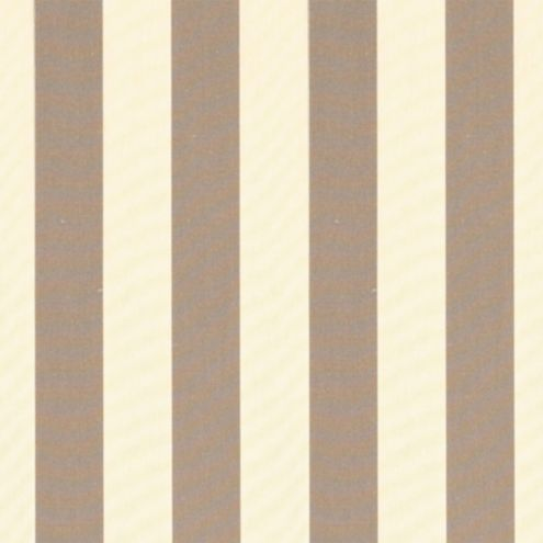 Canopy Stripe Taupe/Sand Sunbrella® Fabric by the