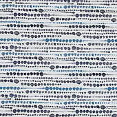 Beadlet Indigo InsideOut® Performance Fabric By The Yard
