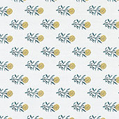Bermuda Floral Sunbrella Performance Fabric by the Yard