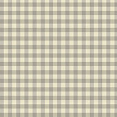 Gingham Taupe Sunbrella® Performance Fabric by the Yard