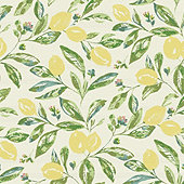 Lisbon Citrus Sunbrella® Performance Fabric By The Yard