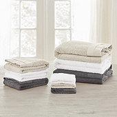 Double Flange Towels