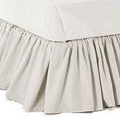 Ballard Custom 18 inch Ruffled Bedskirt