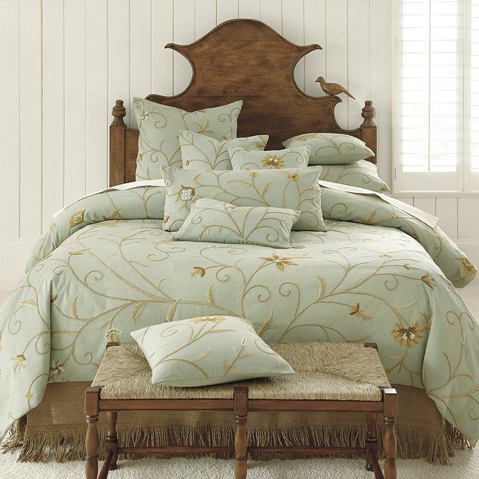 Belle Jardin Bedding Collection | Ballard Designs | Ballard Designs