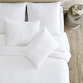 Ballard Signature Diamond Matelasse Coverlet
