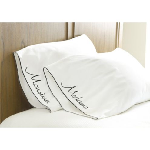 Madame Amp Monsieur Pillowcase Set Ballard Designs