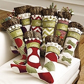 Ballard Personalized Christmas Stockings