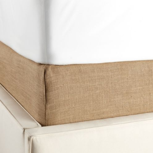 Tailored Box Spring Cover