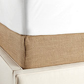 Tailored Boxspring Cover