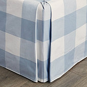 Gwyneth Buffalo Check Bedskirt