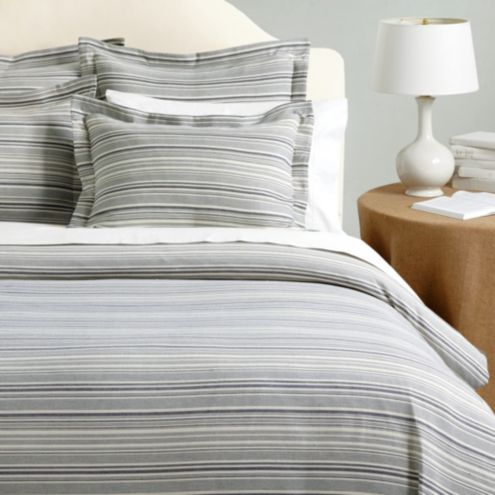 Sawyer Woven Stripe Bedding