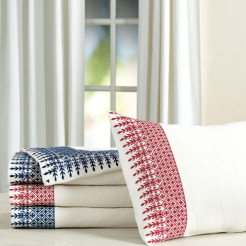 Cadiz Embroidered Bedding - Limited Colors
