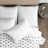 Suzanne Kasler Elba Embroidered Bedding
