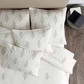 Leela Embroidered Duvet Cover