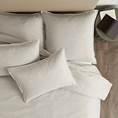 Brooke Washed Linen Duvet Cover