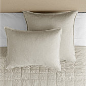 Brooke Washed Linen Sham