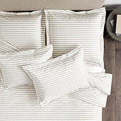 Parker Striped Duvet Cover