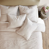 Signature Stonewashed Belgian Linen Bedding