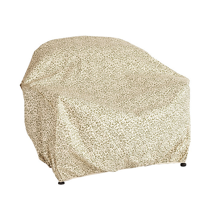 Outdoor Cuddle Chair Cover