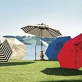 9' Auto Tilt Umbrella