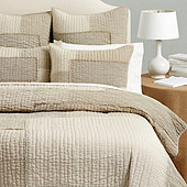 Camila Patchwork Quilted Bedding