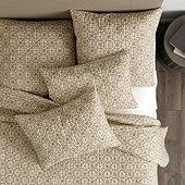 Lockley Quilted Trellis Bedding