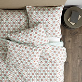 Estella Tile Print Bedding