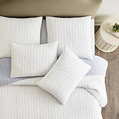 Alea Quilted Bedding