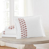 Kirsten Embroidered Sheet Set