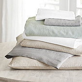 Signature Stonewashed Belgian Linen Sheet Set
