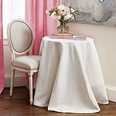 Suzanne Kasler Signature 13oz Linen Tablecloth