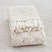 Moab Chunky Knit Throw