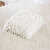 Lush Mongolian Faux Fur Throw