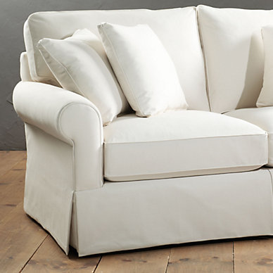Slipcovered Furniture Ballard Designs