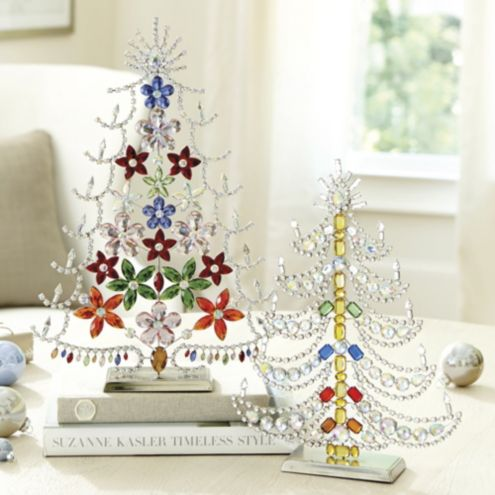 Suzanne Kasler Czech Crystal Tree