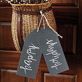 Holiday Door Tag