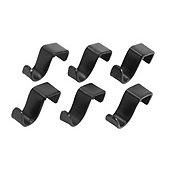 Essential Stocking Holder Hooks - Set of 6