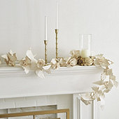 Floral Paper Garland