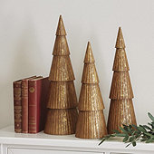Gold Holiday Tree