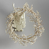 Suzanne Kasler Jeweled Wreath