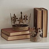 Antiqued Crowns