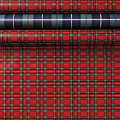 Suzanne Kasler Plaid Gift Wrap - Set of any 3